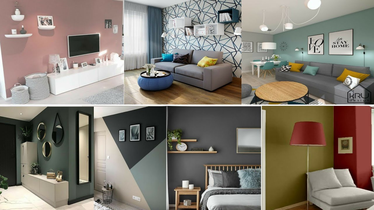 150 Wall paint colors ideas for modern home interiors 2020