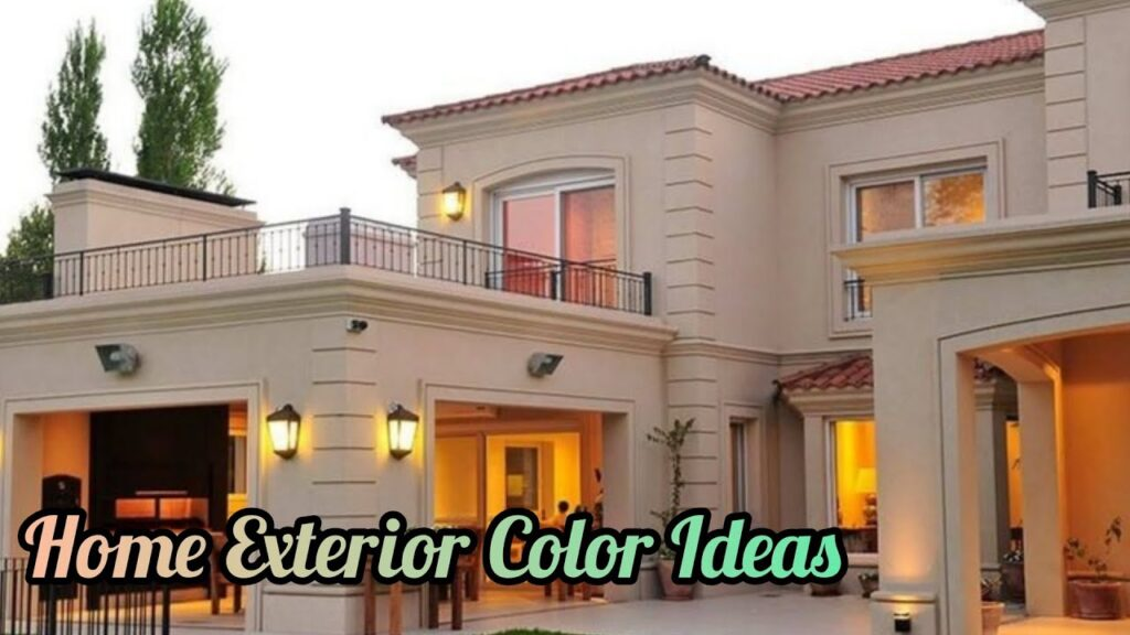 Home Exterior Color Ideas      Paint Color For The Exterior Of Your Home  