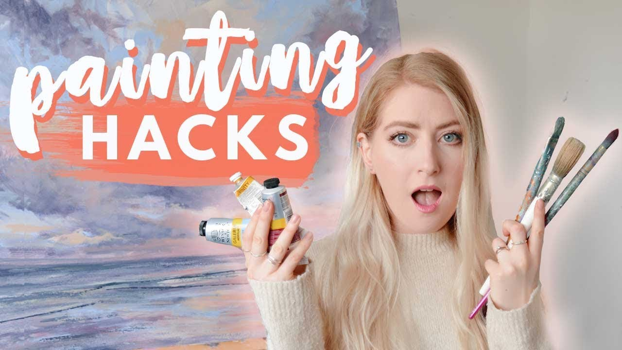 10 Simple Acrylic Painting Tips   Do's & Dont's, Be a Better Painter