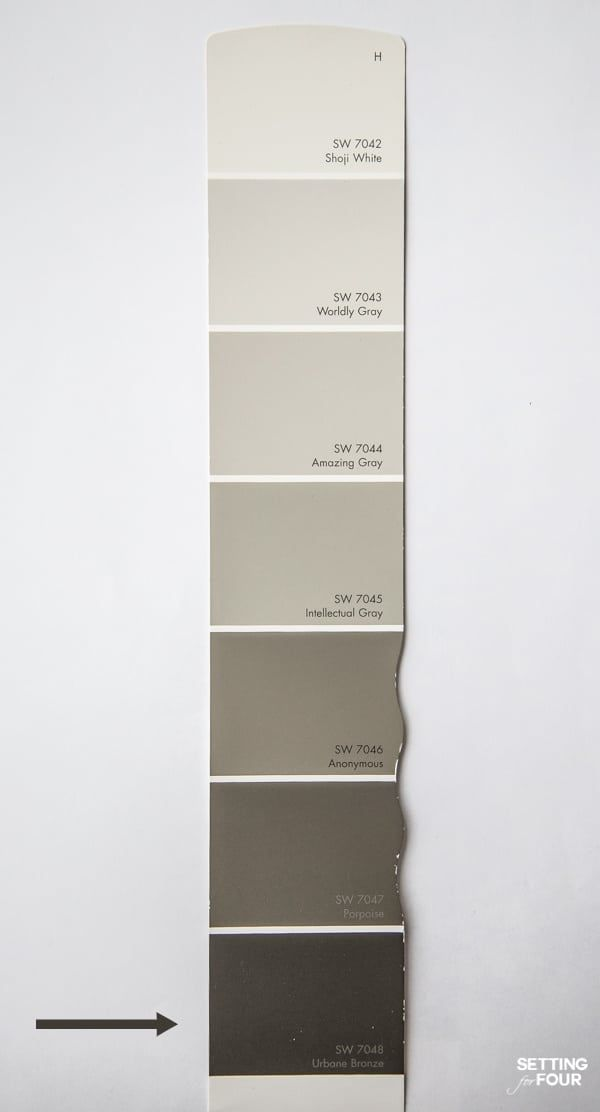 Color Of The Year 2021 Sherwin Williams Urbane Bronze SW 7048