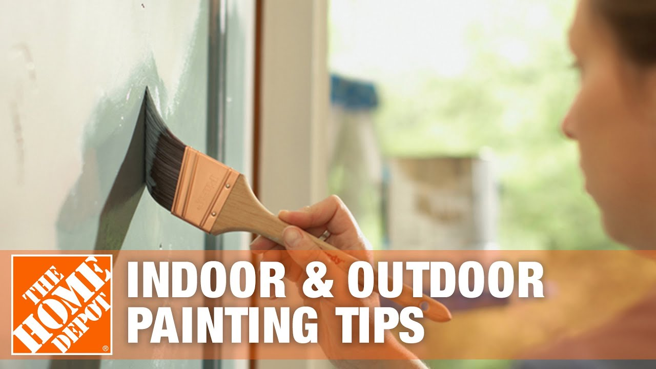 How to Paint a House | Interior & Exterior House Painting Tips | The Home Depot