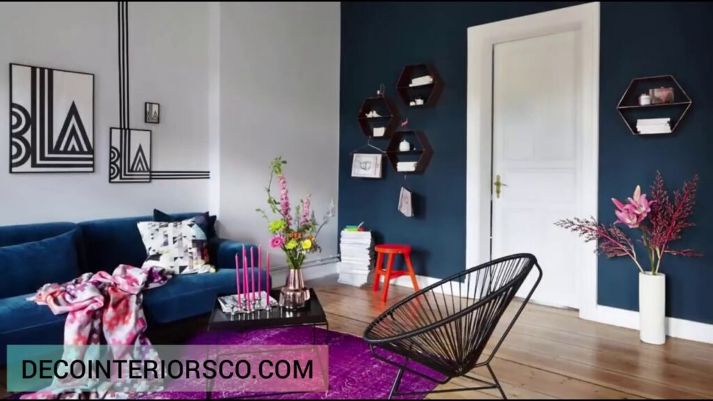 Latest trends in painting walls | Ideas for home #2 - Color Trends 2020
