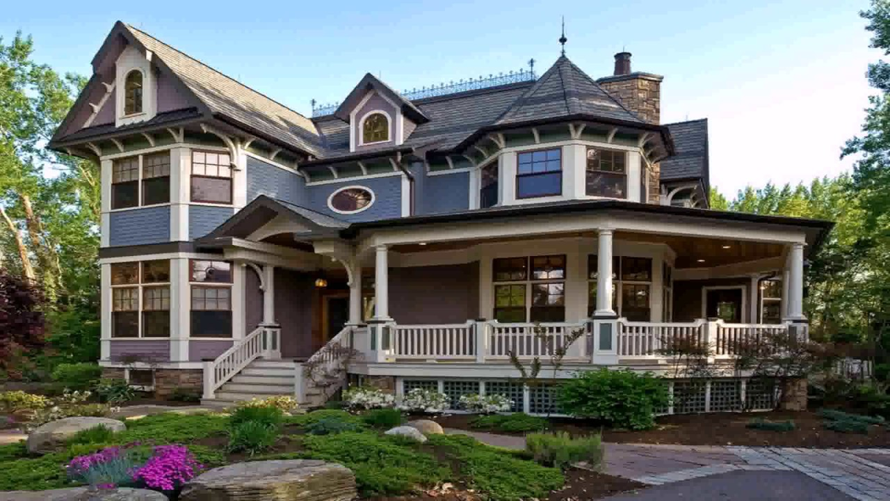 Victorian Home Interior Paint Colors